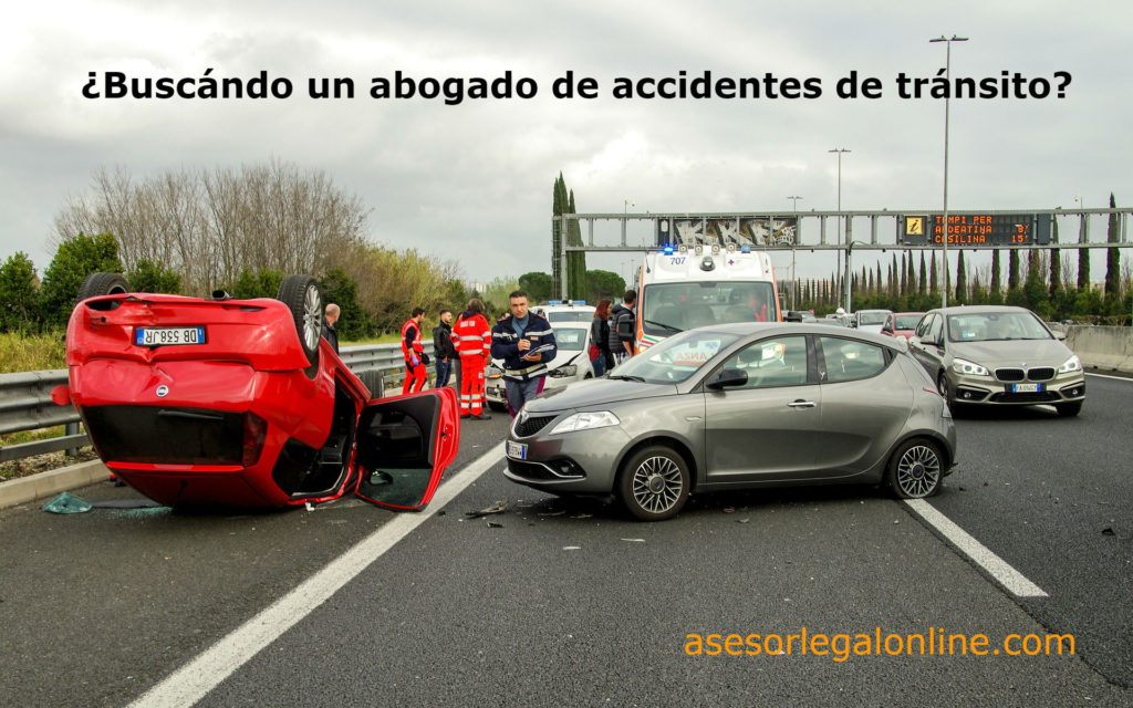 abogado de accidentes de tránsito